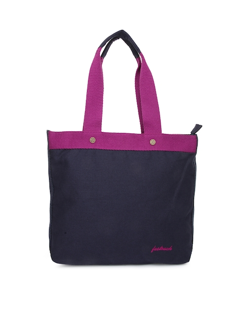 Fastrack Navy Shoulder Bag  available at myntra for Rs.600