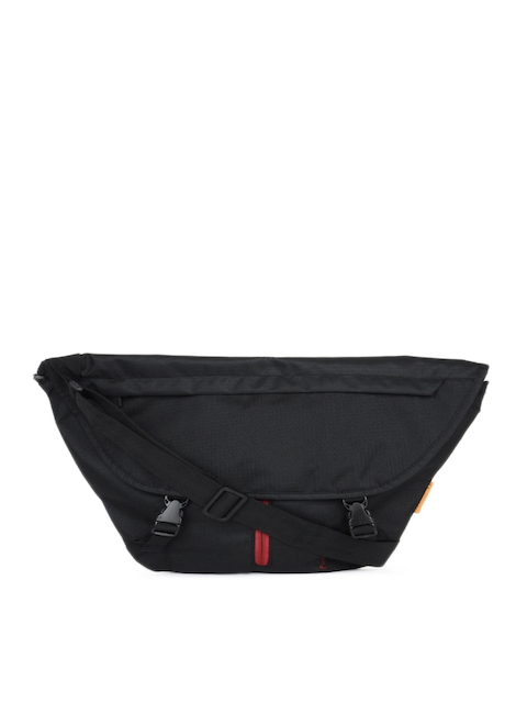 Fastrack Women Black Sling Bag  available at myntra for Rs.638