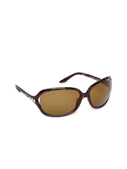 Fastrack Women Polarised Sunglasses P218BR2FP