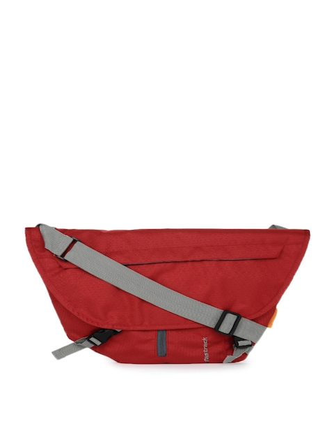Fastrack Women Red Sling Bag  available at myntra for Rs.797