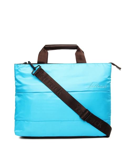 Fastrack Women Sky Blue Laptop Bag