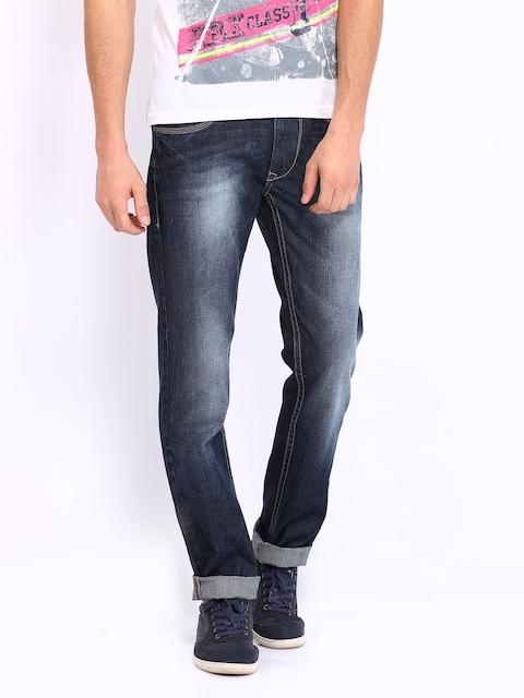 Flying Machine Men Blue Prince Slim Fit Jeans