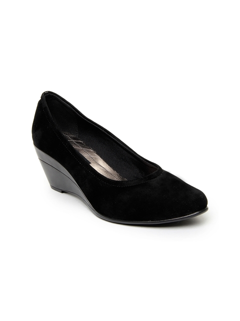 Inc 5 Women Black Heeled Shoes