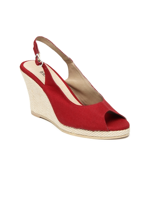 Inc 5 Women Red Wedges