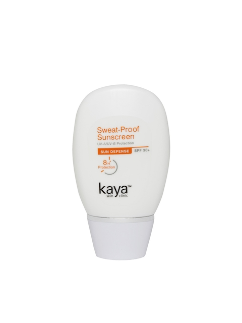 Kaya Skin Clinic Sun Defense Sweat-Proof Sunscreen SPF 30 Plus