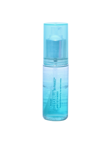 Lakme Absolute Bi-Phased Makeup Remover, 60ml