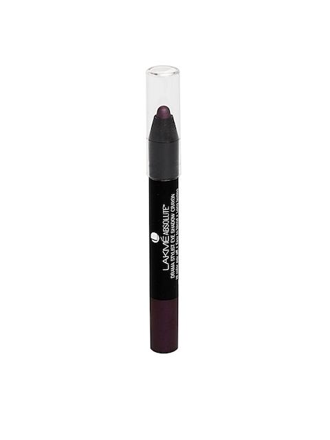 Lakme Absolute Drama Stylist Purple Eye Shadow Crayon