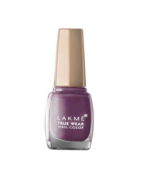 Lakme True Wear Classics Twilight Mauve Nail Polish 103