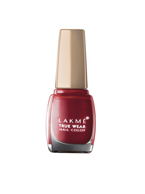 Lakme True Wear Freespirit Nail Polish D415