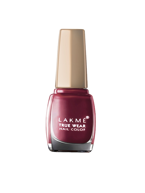 Lakme True Wear Freespirit Nail Polish D417