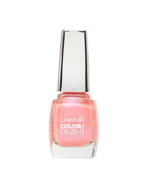 Lakme Truewear Color Crush Nail Polish 19