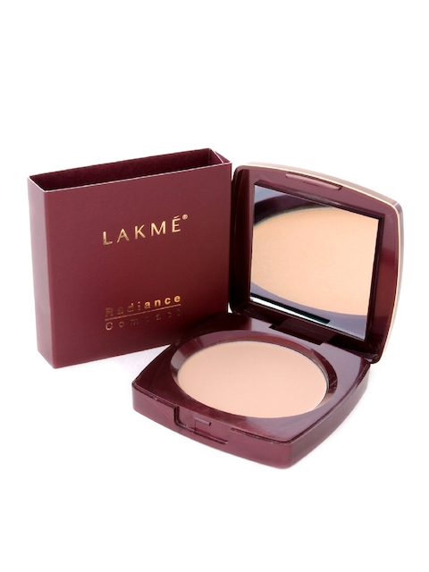 Lakme Radiance Compact Natural Coral