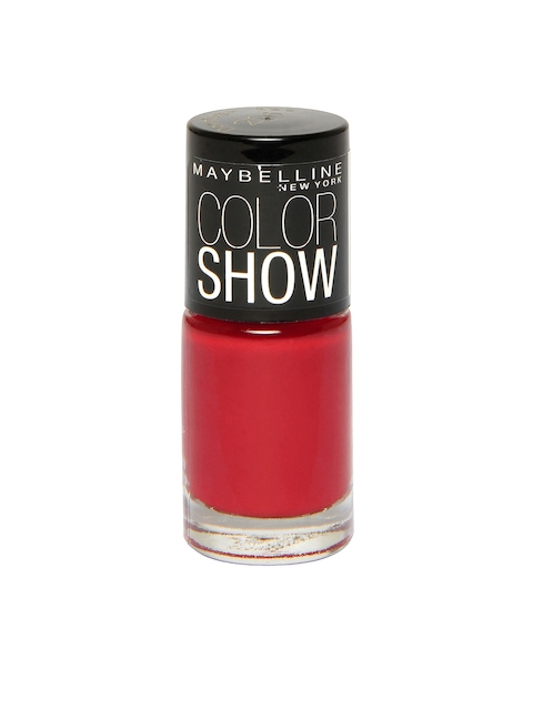 Maybelline Keep-up-the-Flame Nail Enamel 215