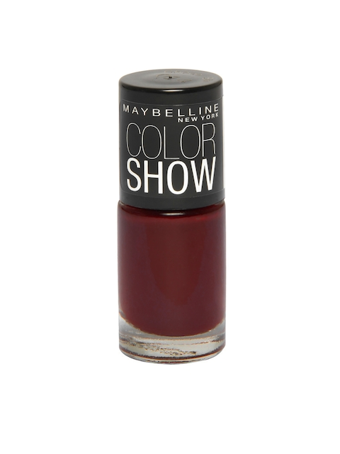 Maybelline Downtown Red Nail Enamel 216