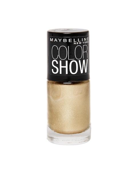 Maybelline Bold Gold Nail Enamel 008