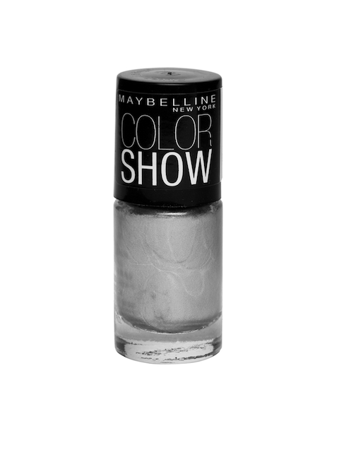 Maybelline Color Show Silver Linings Nail Enamel 007