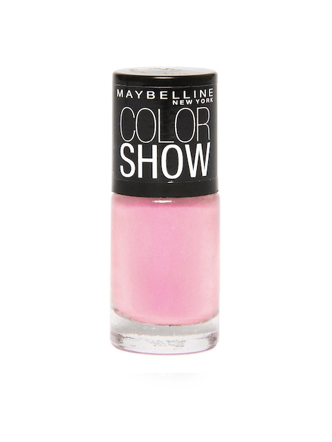 Maybelline Pinklicious Nail Enamel 002