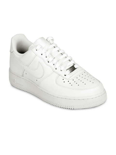 Nike Men Air Force 1 '07 White Sports Shoes