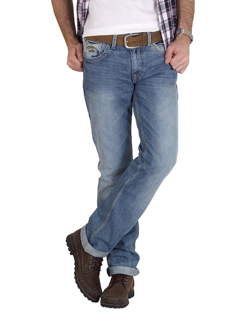 Pepe Jeans Men Blue Jeans