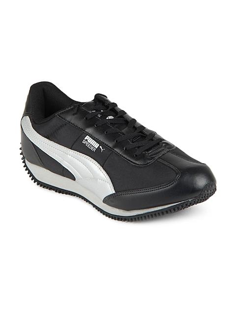 Puma Men Black Speeder Tetron II Casual Shoes