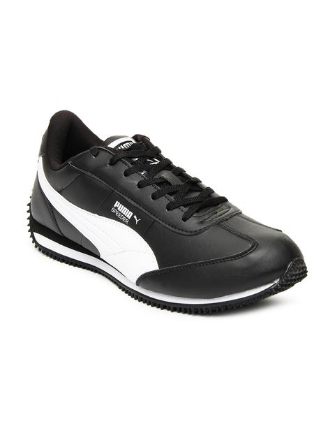 Puma Men Black Speeder DP Casual Shoes