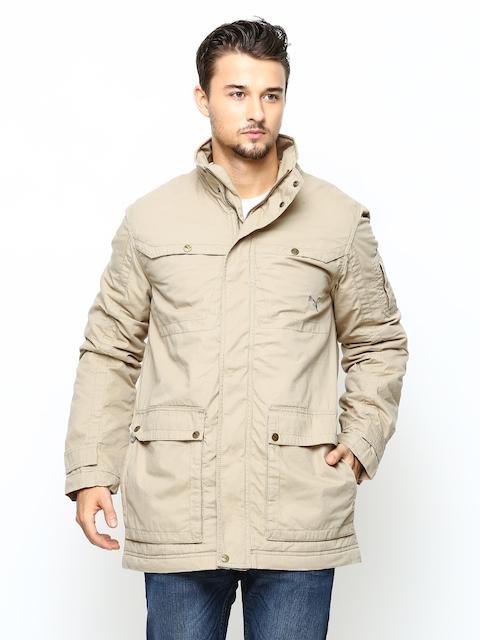 Puma Men Beige Jacket