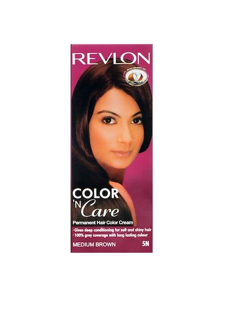 Revlon Color N Care 5N Medium Brown Hair Colour