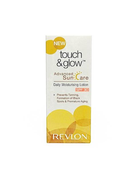 Revlon Touch & Glow Advanced Sun Care Daily Moisturising Lotion