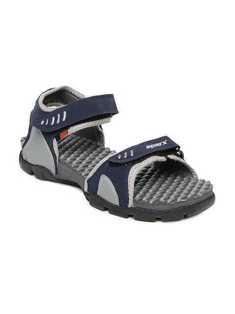 Sparx Men Blue Sports Sandals  available at myntra for Rs.799