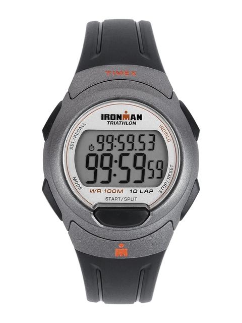 Timex Men Grey Digital Watch