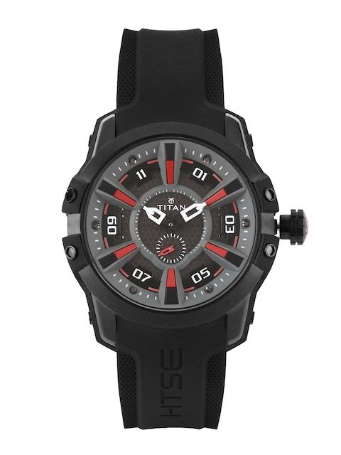 Titan 1630NP03 HTSE 3 Analog Watch (1630NP03)