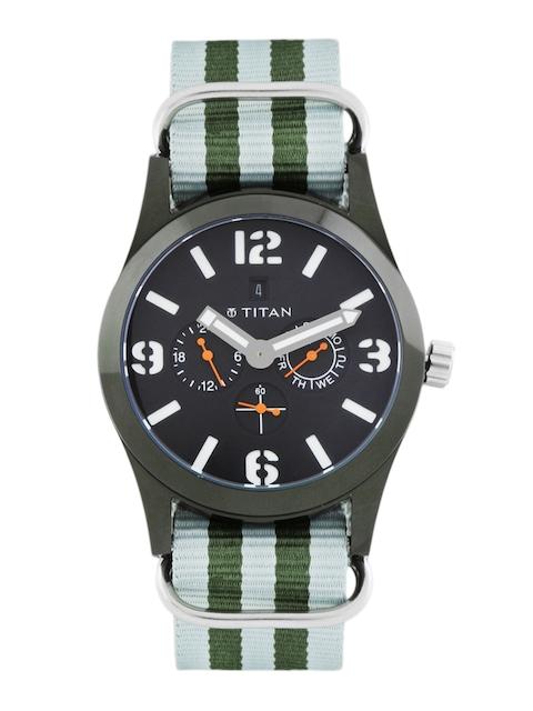 Titan 9473AP04J Analog Watch