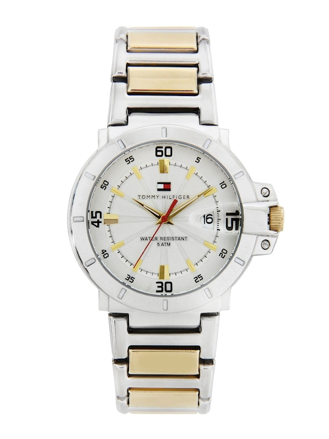 Tommy Hilfiger Men White Dial Watch TH1790514-D