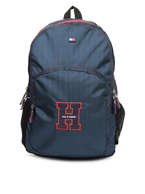 Tommy Hilfiger Unisex Navy Backpack