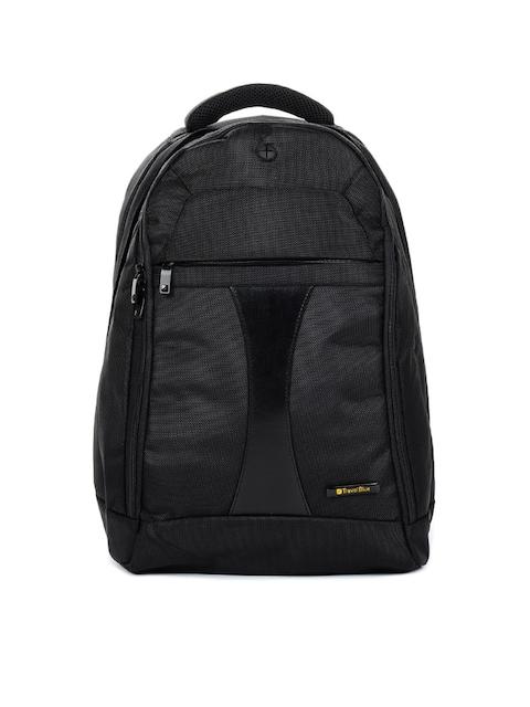 Travel Blue Unisex Laptop Backpack