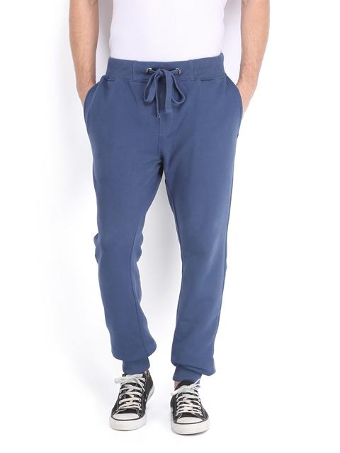 U.S. Polo Assn. Men Blue Trackpants