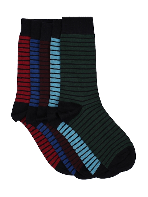 VINENZIA Men Set of 5 Socks