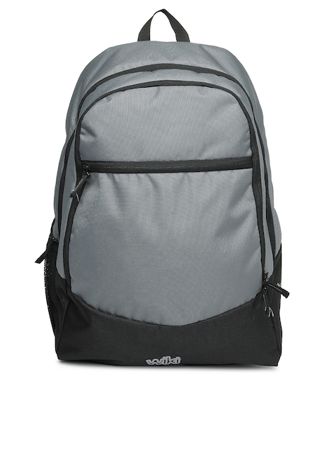 Wildcraft Unisex Grey Backpack