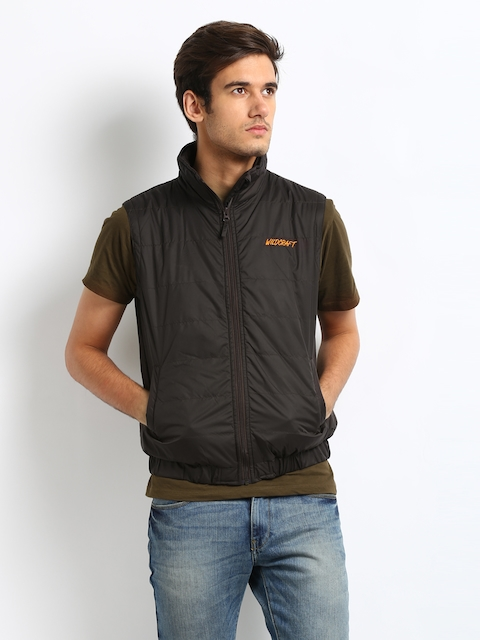 Wildcraft Unisex Coffee Brown Husky Thermo Jacket