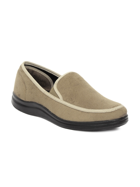 Gliders Men Brown Shoes