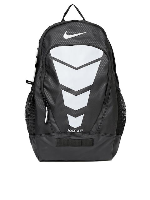 Nike Uni Black Grey Max Air Vapor Backpack Backpacks For 74fd7e2a373ed