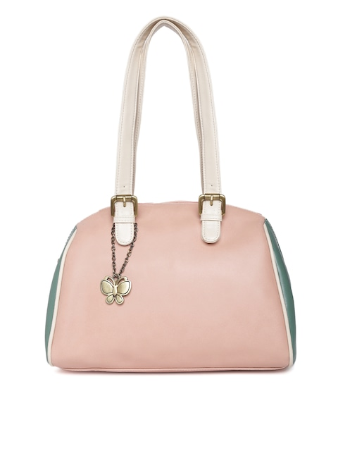 Buy Butterflies Dusty Pink Shoulder Bag - Handbags for Women | Myntra