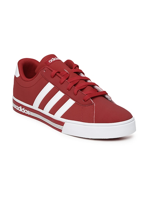 adidas neo daily team leather