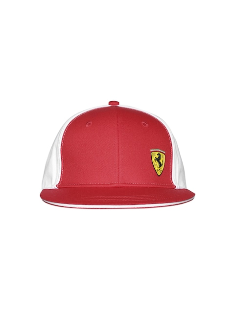 men red white inst scud baseball cap amazon ferrari f1 2015 teamwear