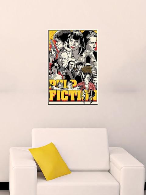 Buy Tallenge Multicoloured Retro Art Pulp Fiction Wall Art - Wall ...