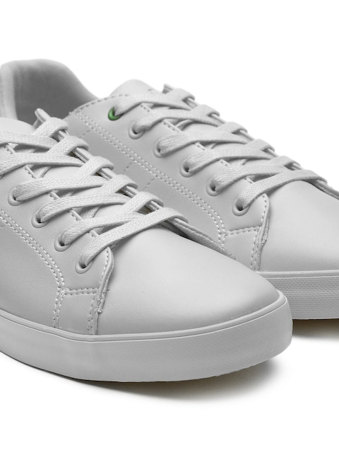 Buy United Colors Of Benetton Men Grey Sneakers - Casual Shoes for Men  1756138 | Myntra