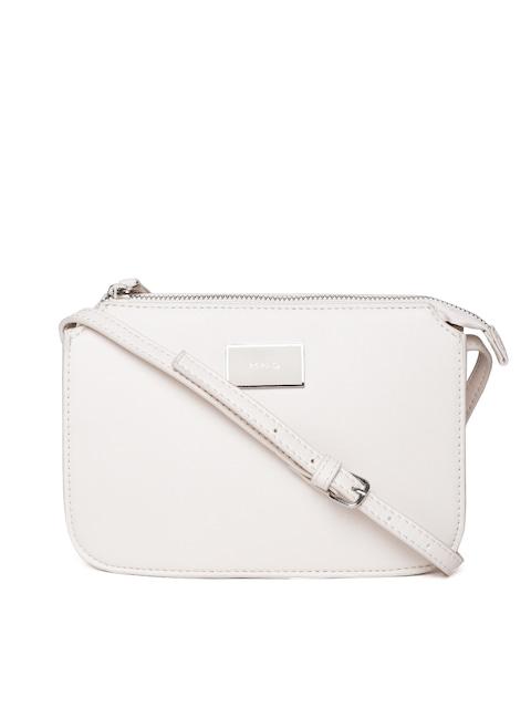 White Sling Bag  b748c444e91cf