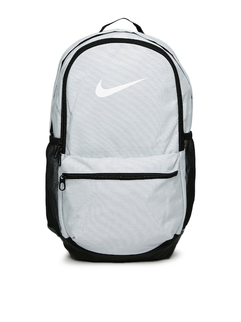 Nike Uni Grey Brasilia Um Training Laptop Backpack 4dfa4780b26fb