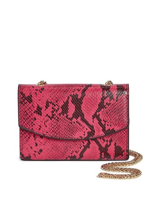 Buy Next Pink Printed Textured Sling Bag - Handbags for Women | Myntra