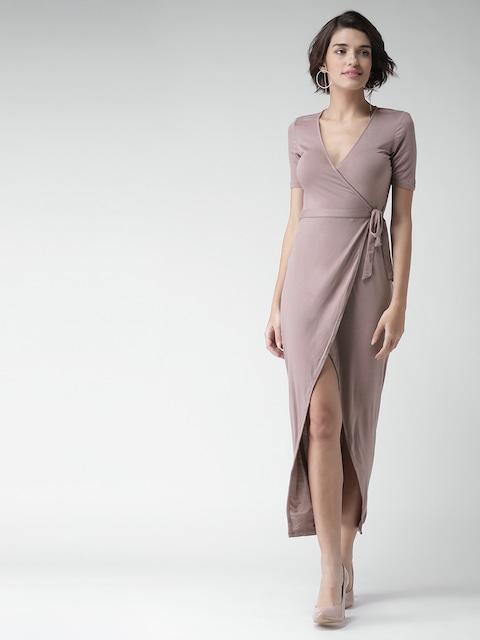 Lavender Wrap Dresses